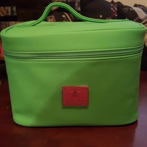 Jeffree Star Green Travel Case